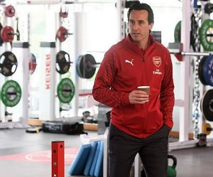 Emery Arsenal